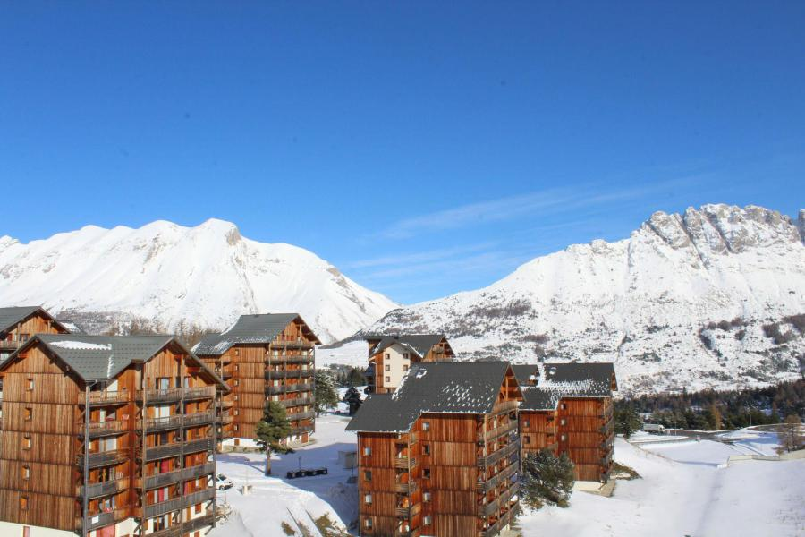 Vacaciones en montaña Estudio para 4 personas (BA1033N) - Résidence le Bois d'Aurouze - Superdévoluy