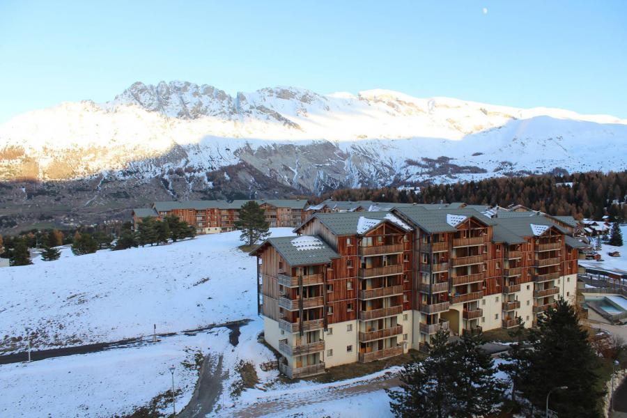 Vacaciones en montaña Estudio para 3 personas (BA0807N) - Résidence le Bois d'Aurouze - Superdévoluy