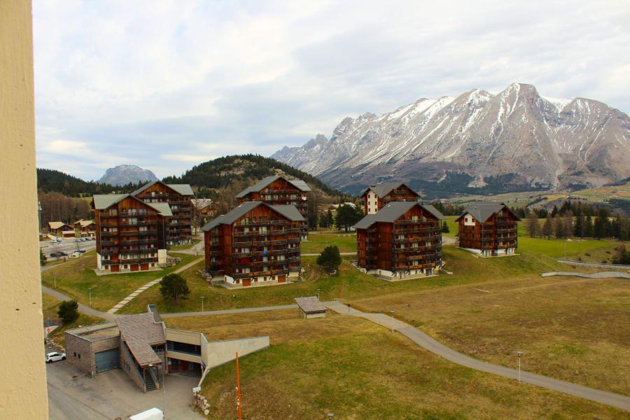 Vacaciones en montaña Estudio para 3 personas (BA1003N) - Résidence le Bois d'Aurouze - Superdévoluy