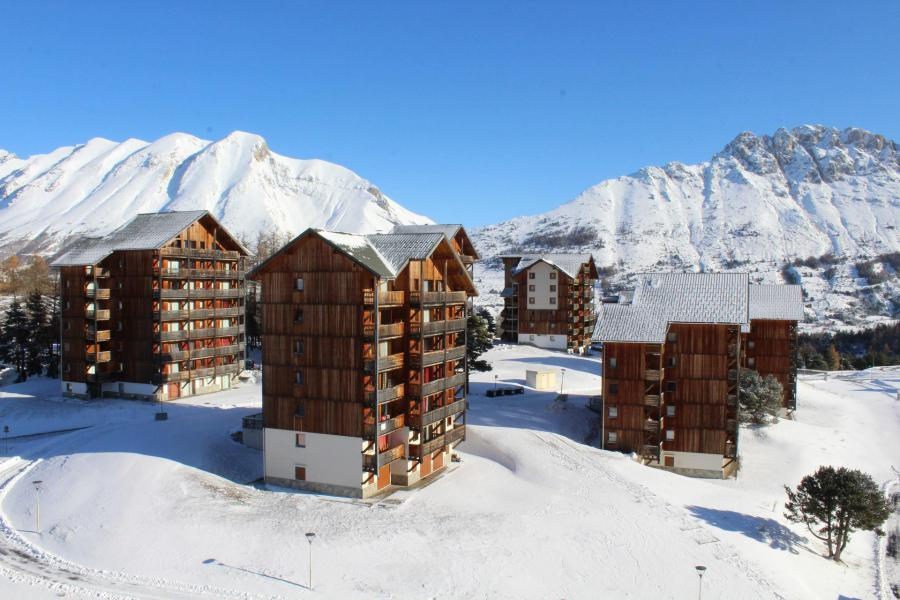 Vacaciones en montaña Estudio para 4 personas (BA0938N) - Résidence le Bois d'Aurouze - Superdévoluy
