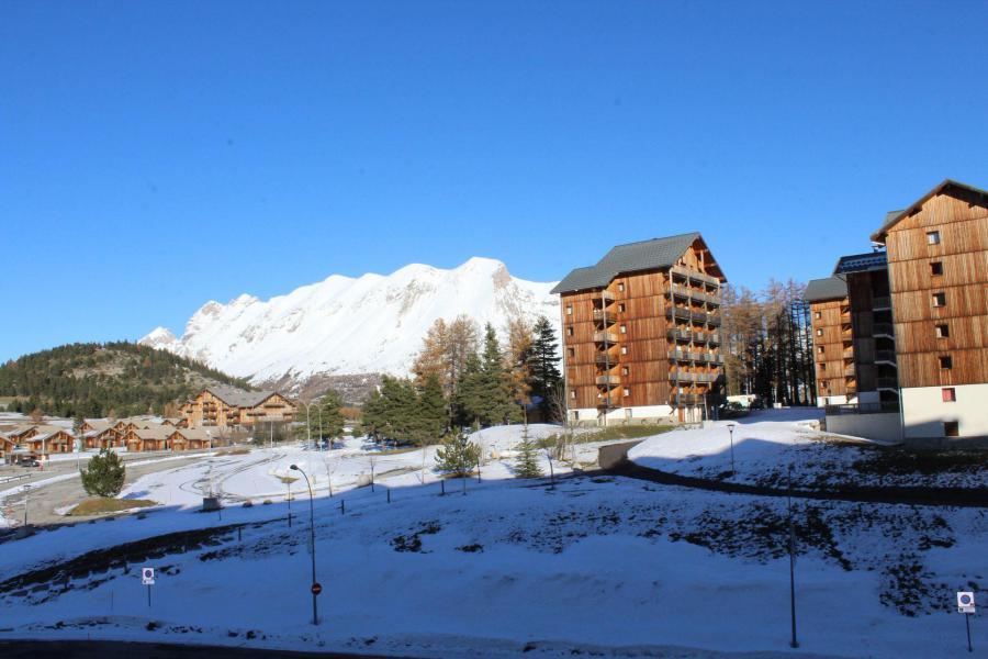Vacaciones en montaña Estudio para 4 personas (BA0447N) - Résidence le Bois d'Aurouze - Superdévoluy