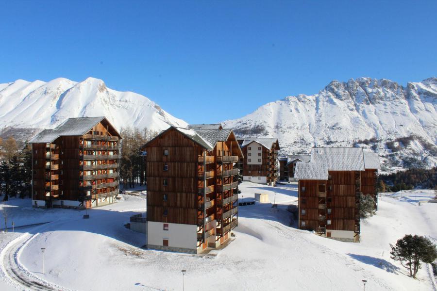 Vacaciones en montaña Estudio para 4 personas (BA0940N) - Résidence le Bois d'Aurouze - Superdévoluy