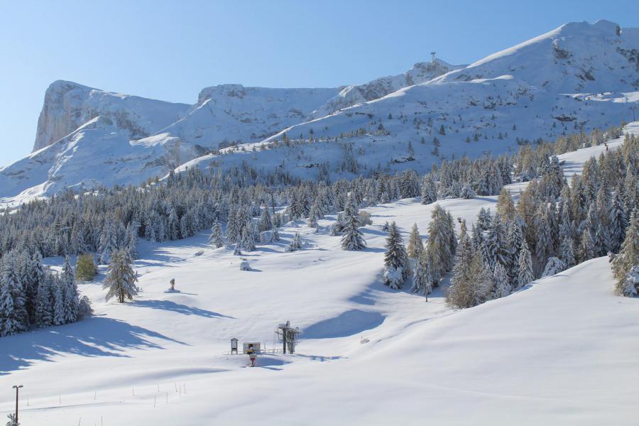 Vacaciones en montaña Logement 1 pièces 4 personnes (BA0413S) - Résidence le Bois d'Aurouze - Superdévoluy