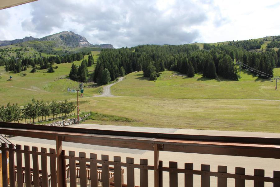 Location au ski Résidence le Bois d'Aurouze - Superdévoluy - Extérieur été