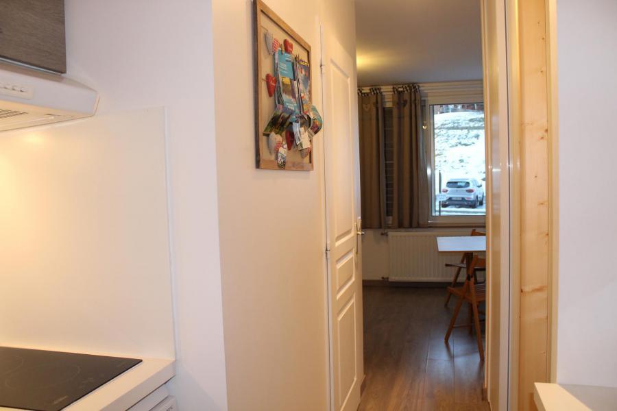 Vacaciones en montaña Apartamento cabina para 4 personas (BA041N) - Résidence le Bois d'Aurouze - Superdévoluy - Camas superpuestas