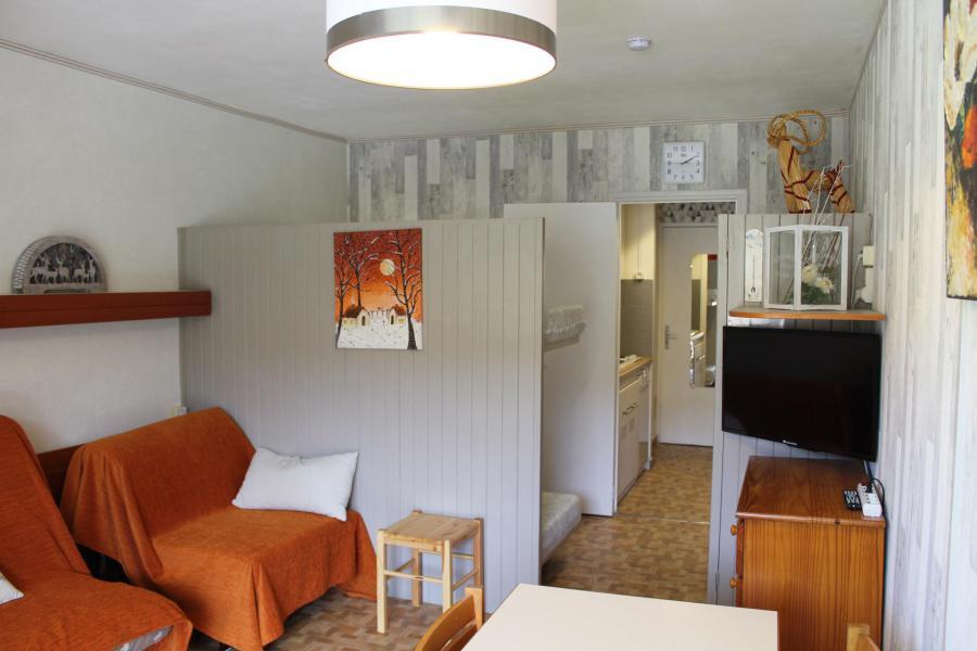 Vacaciones en montaña Estudio -espacio montaña- para 4 personas (BA0121S) - Résidence le Bois d'Aurouze - Superdévoluy - Estancia