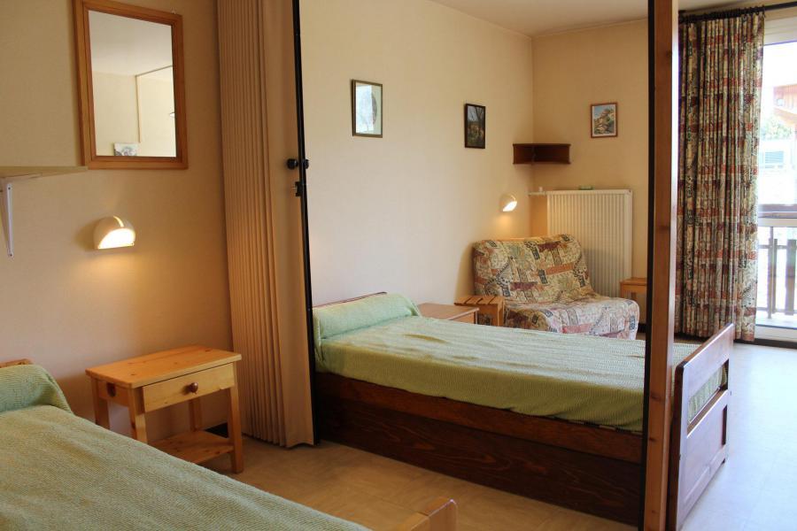 Vacaciones en montaña Estudio -espacio montaña- para 4 personas (BA0127N) - Résidence le Bois d'Aurouze - Superdévoluy - Cama individual