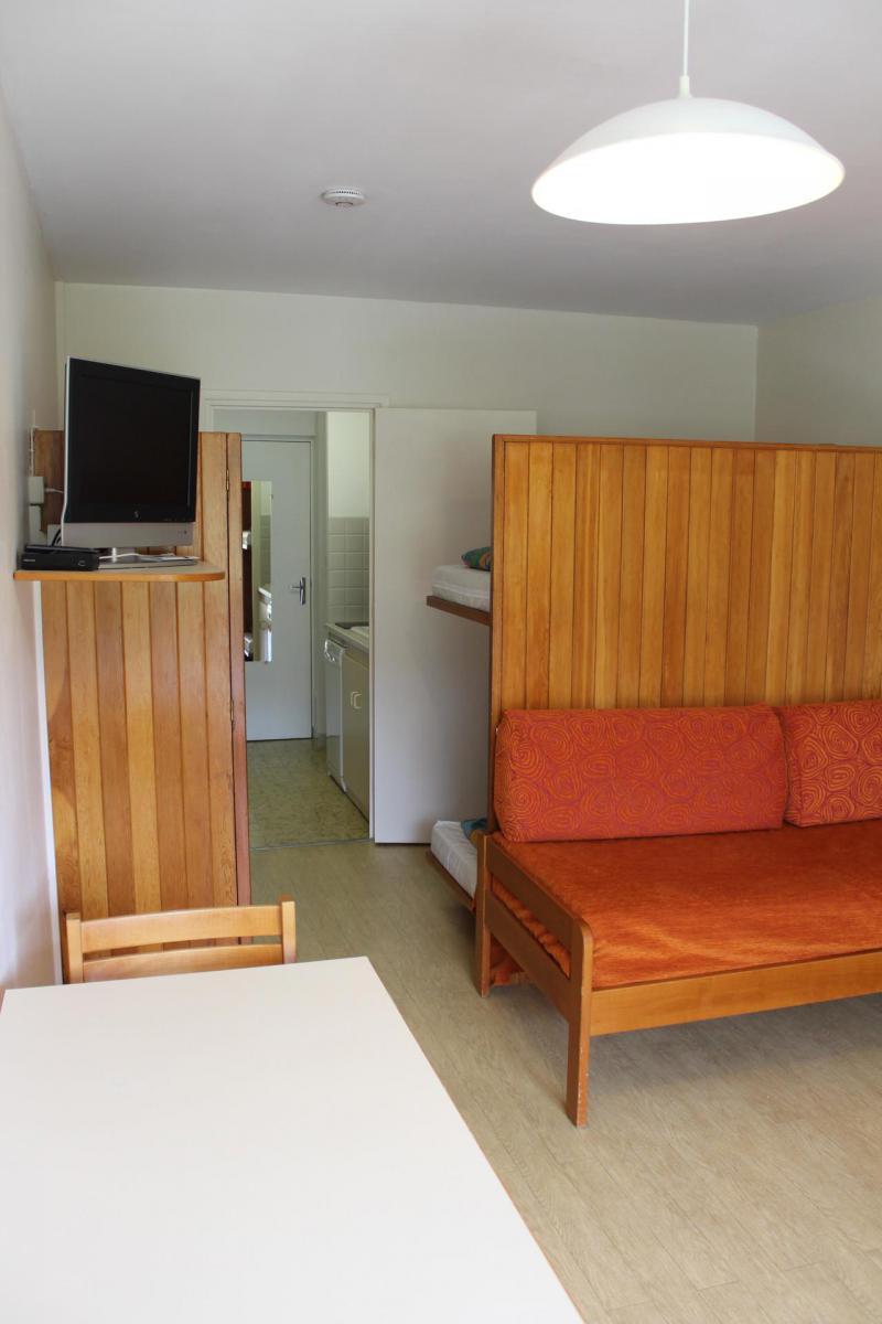Vacaciones en montaña Estudio -espacio montaña- para 4 personas (BA0416S) - Résidence le Bois d'Aurouze - Superdévoluy - Banqueta
