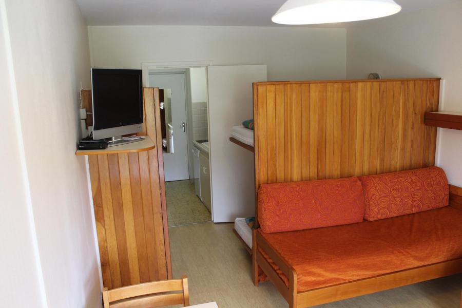 Vacaciones en montaña Estudio -espacio montaña- para 4 personas (BA0416S) - Résidence le Bois d'Aurouze - Superdévoluy - Sofá-cama para 1 persona