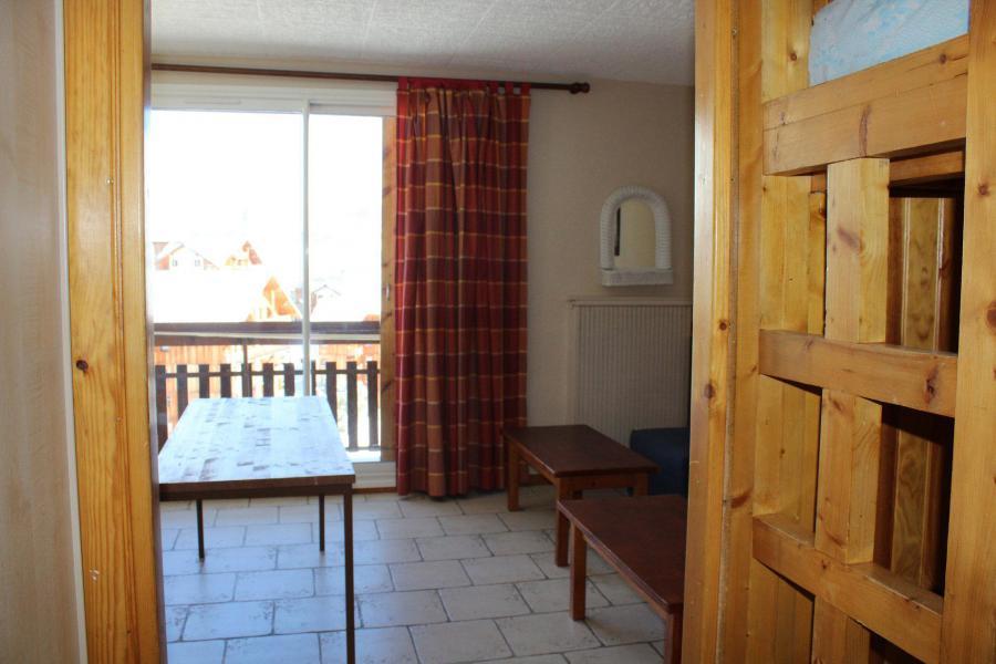 Vacaciones en montaña Estudio -espacio montaña- para 4 personas (BA1030N) - Résidence le Bois d'Aurouze - Superdévoluy - Cuarto de baño con ducha