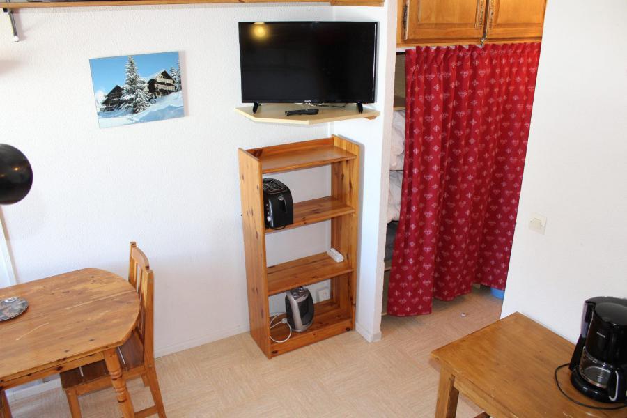 Vacaciones en montaña Estudio para 3 personas (BA0105N) - Résidence le Bois d'Aurouze - Superdévoluy - Entrada