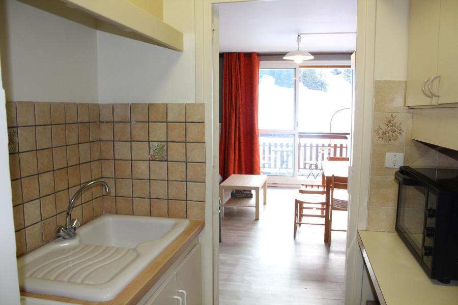 Vacaciones en montaña Estudio para 4 personas (BA0108S) - Résidence le Bois d'Aurouze - Superdévoluy - Alojamiento
