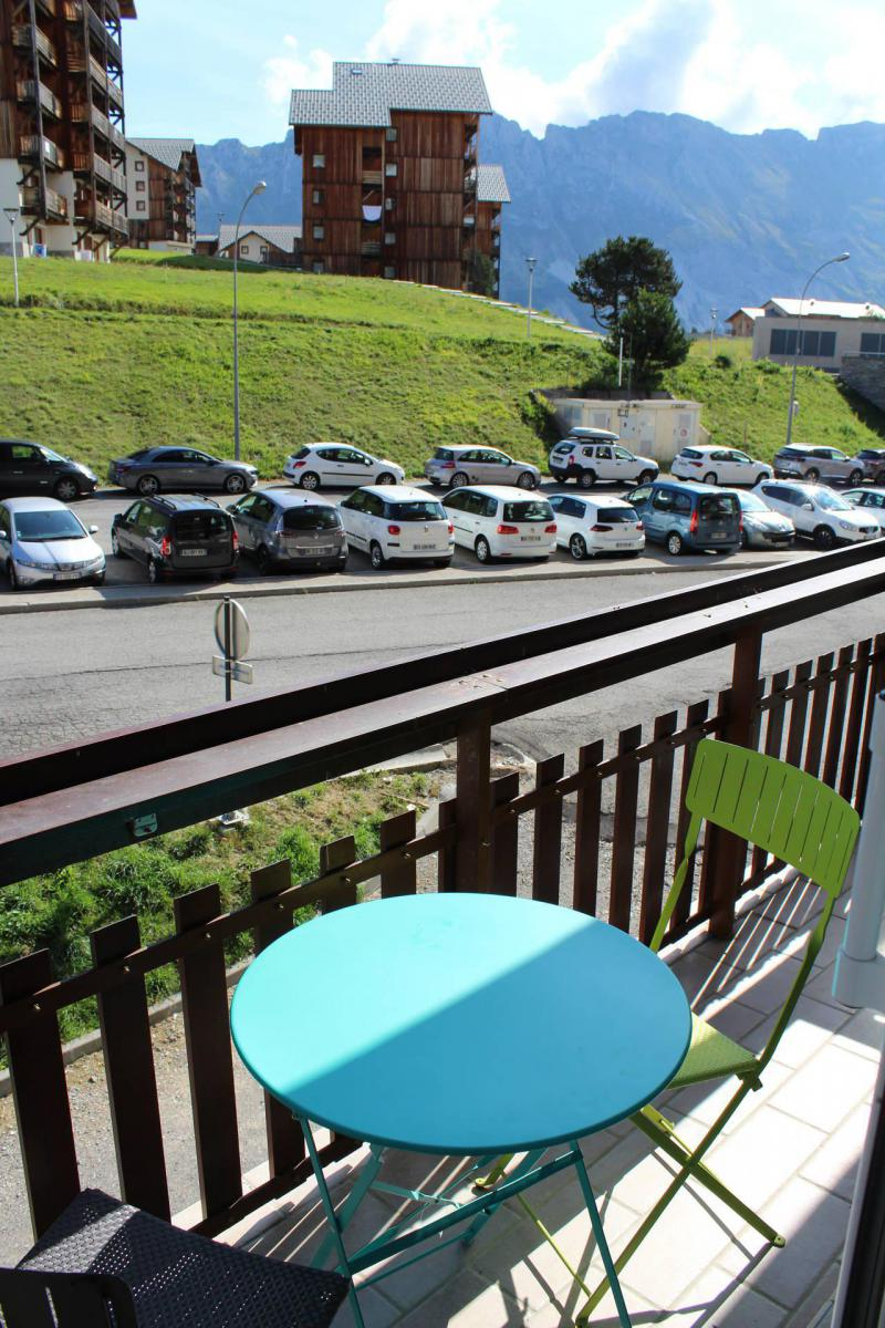 Vacaciones en montaña Estudio para 4 personas (BA0142N) - Résidence le Bois d'Aurouze - Superdévoluy - Balcón