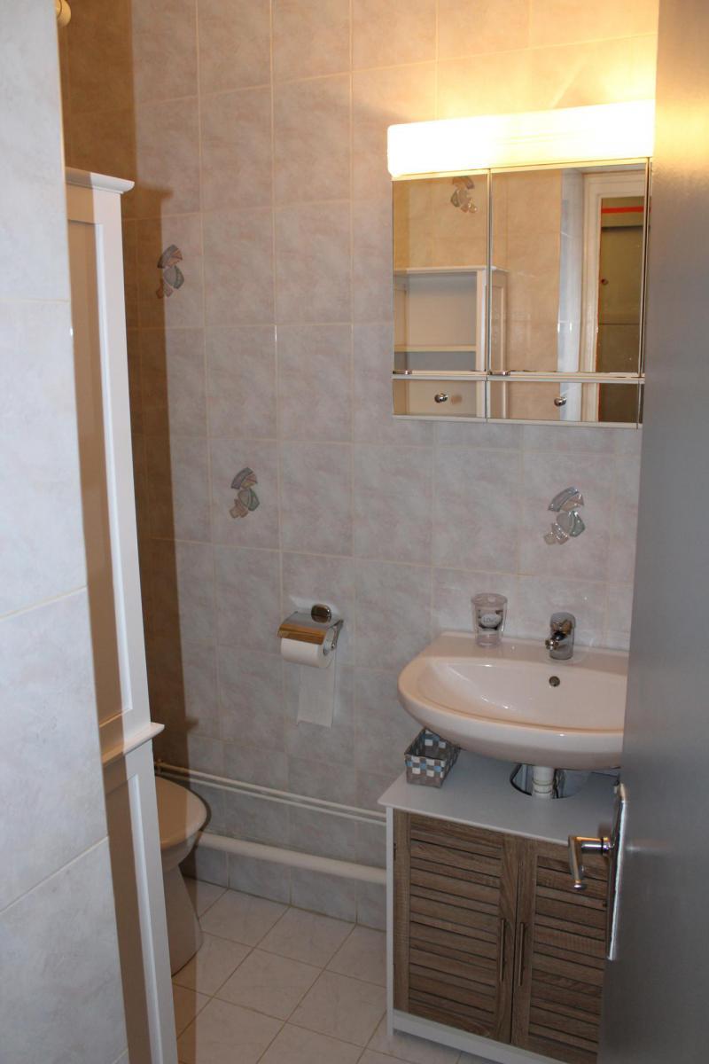 Vacaciones en montaña Estudio para 4 personas (BA0142N) - Résidence le Bois d'Aurouze - Superdévoluy - Cuarto de baño con ducha