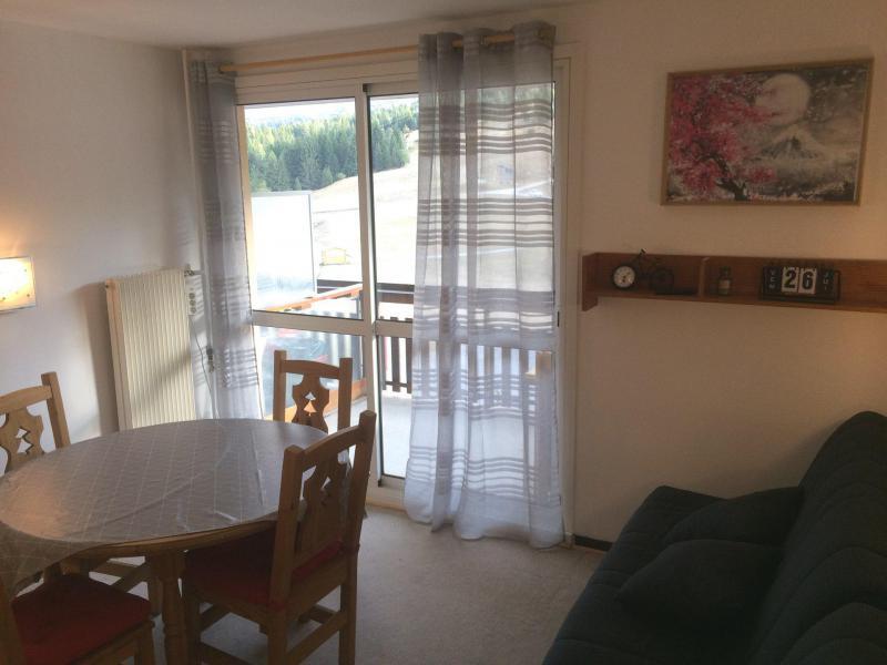 Vacaciones en montaña Estudio para 4 personas (BA0253S) - Résidence le Bois d'Aurouze - Superdévoluy - Alojamiento