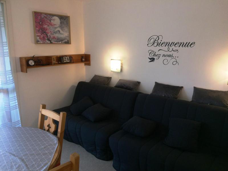 Vacaciones en montaña Estudio para 4 personas (BA0253S) - Résidence le Bois d'Aurouze - Superdévoluy - Sofá-cama