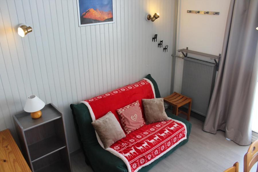Vacaciones en montaña Estudio para 4 personas (BA0538S) - Résidence le Bois d'Aurouze - Superdévoluy - Sofá-cajón