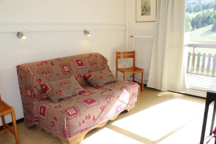 Vacaciones en montaña Estudio para 4 personas (BA0648S) - Résidence le Bois d'Aurouze - Superdévoluy - Sofá-cama