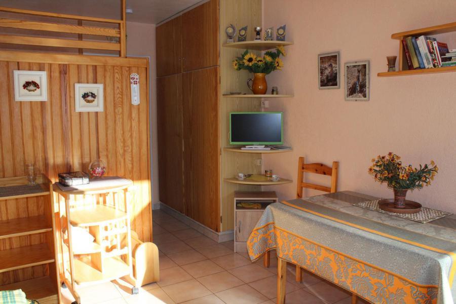 Vacaciones en montaña Estudio para 4 personas (BA1033S) - Résidence le Bois d'Aurouze - Superdévoluy - Refrigerador