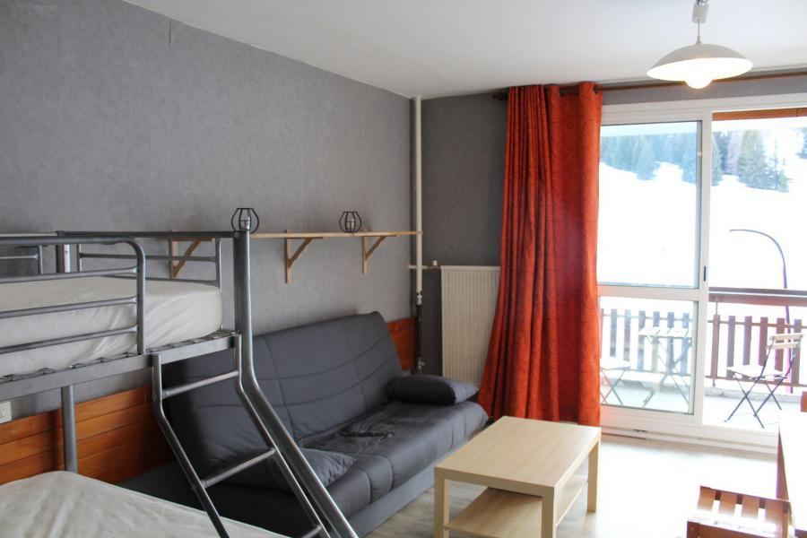 Wakacje w górach Studio 4 osoby (BA0108S) - Résidence le Bois d'Aurouze - Superdévoluy - Pokój gościnny