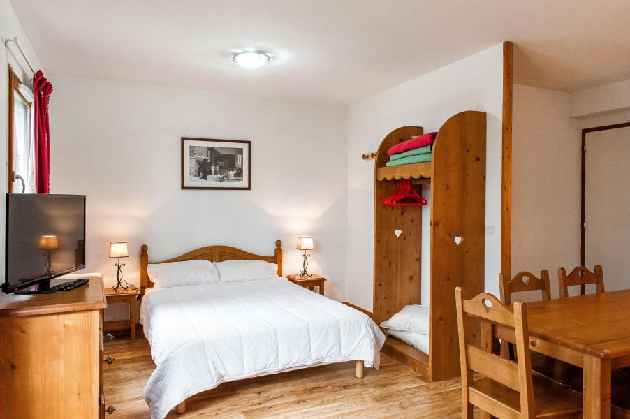 Urlaub in den Bergen Résidence le Bois de la Reine - Super Besse - Doppelbett