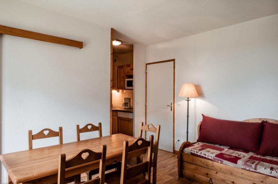 Urlaub in den Bergen Résidence le Bois de la Reine - Super Besse - Wohnzimmer