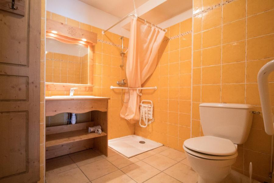 Holiday in mountain resort 2 room apartment 5 people (B03) - Résidence le Bonheur des Pistes - Val Cenis - Accommodation