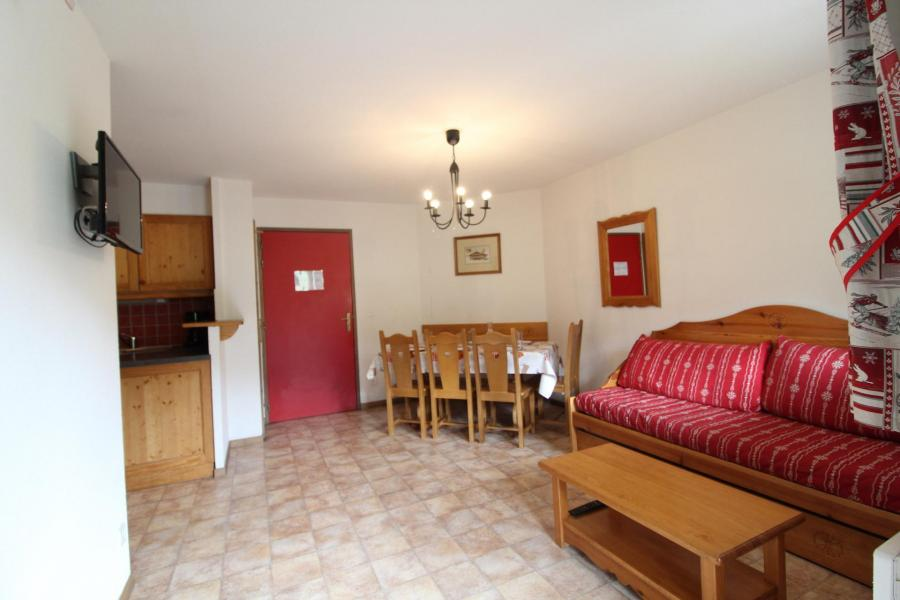 Holiday in mountain resort 3 room apartment 6 people (B27) - Résidence le Bonheur des Pistes - Val Cenis