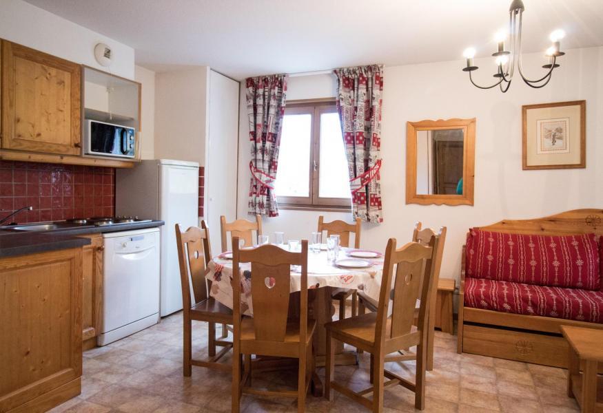 Vacances en montagne Appartement 3 pièces 6 personnes (A63) - Résidence le Bonheur des Pistes - Val Cenis