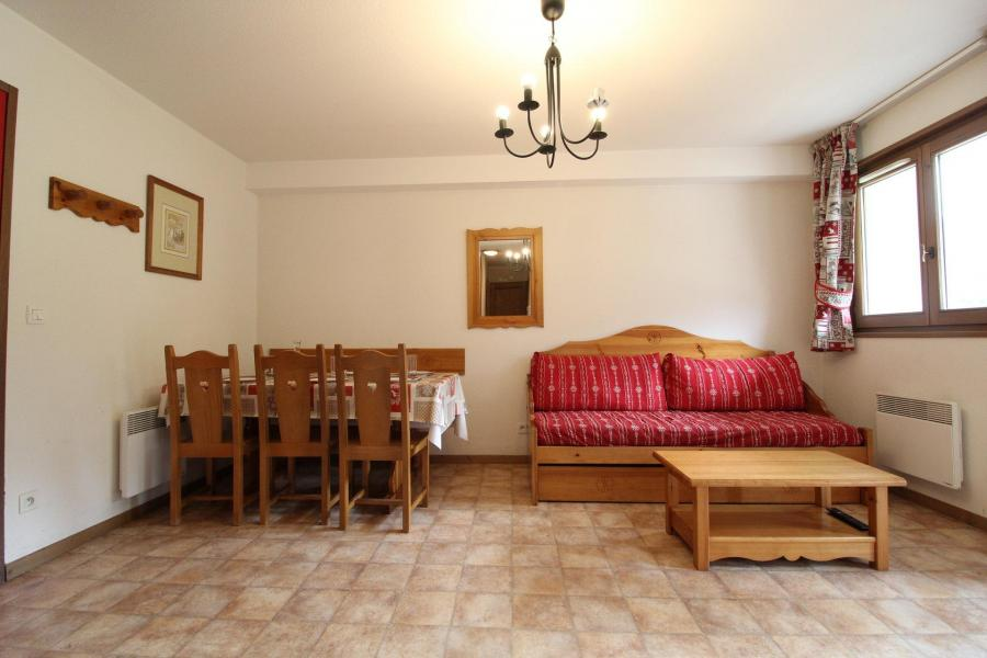 Holiday in mountain resort 3 room apartment 6 people (B38) - Résidence le Bonheur des Pistes - Val Cenis