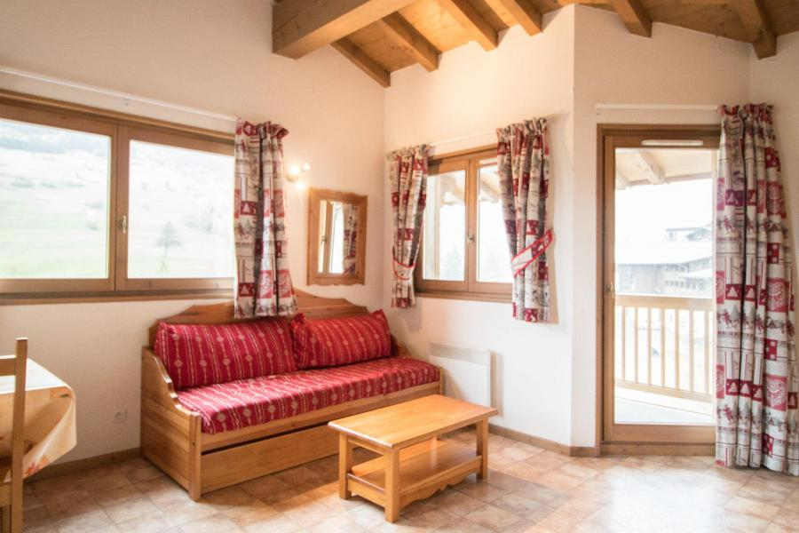 Urlaub in den Bergen 3-Zimmer-Appartment für 6 Personen (A78) - Résidence le Bonheur des Pistes - Val Cenis