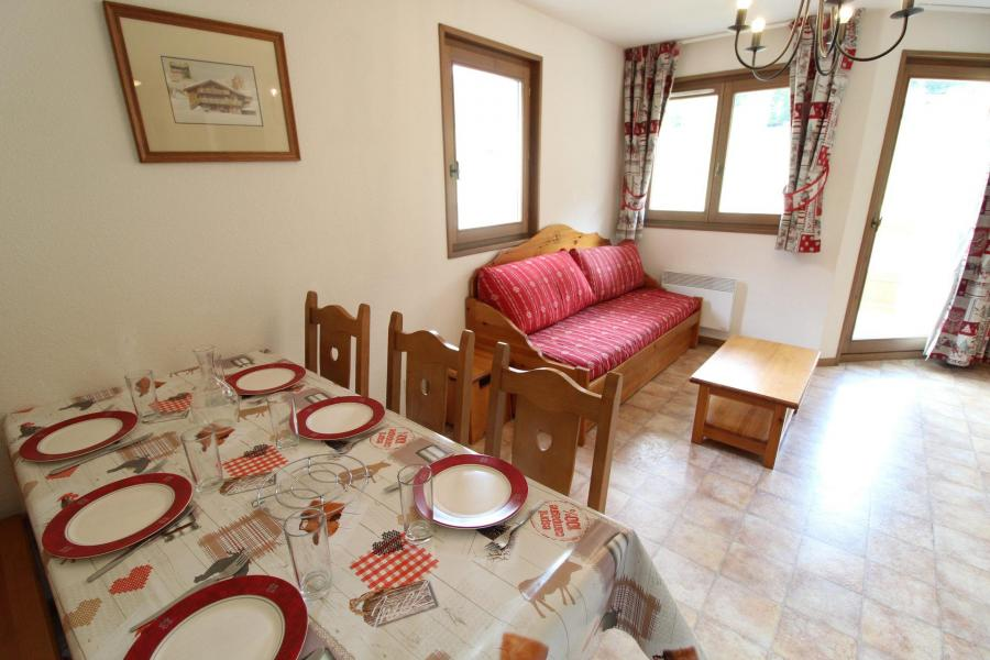 Holiday in mountain resort 3 room apartment 6 people (B29M) - Résidence le Bonheur des Pistes - Val Cenis