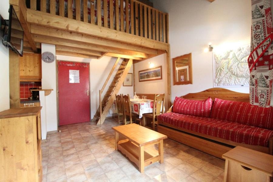 Holiday in mountain resort 3 room apartment 6 people (B36) - Résidence le Bonheur des Pistes - Val Cenis