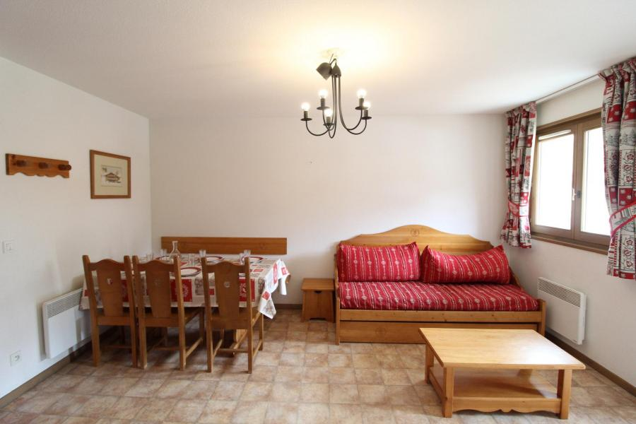 Holiday in mountain resort 3 room apartment 6 people (B24) - Résidence le Bonheur des Pistes - Val Cenis