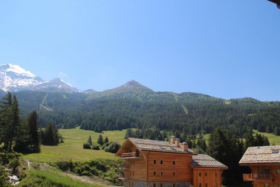 Vacances en montagne Appartement duplex 5 pièces 10 personnes (B37) - Résidence le Bonheur des Pistes - Val Cenis - Extérieur été