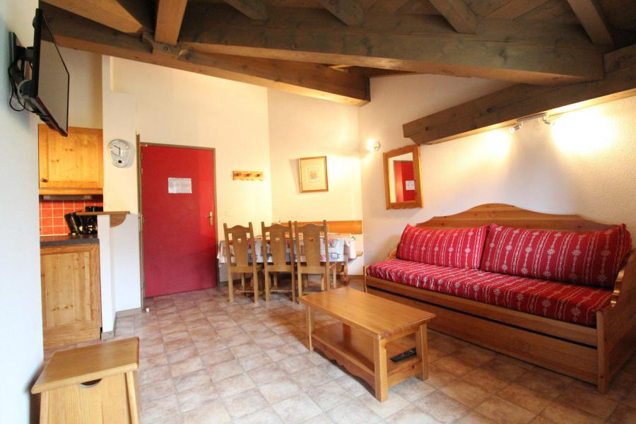 Holiday in mountain resort 3 room apartment 6 people (B46M) - Résidence le Bonheur des Pistes - Val Cenis