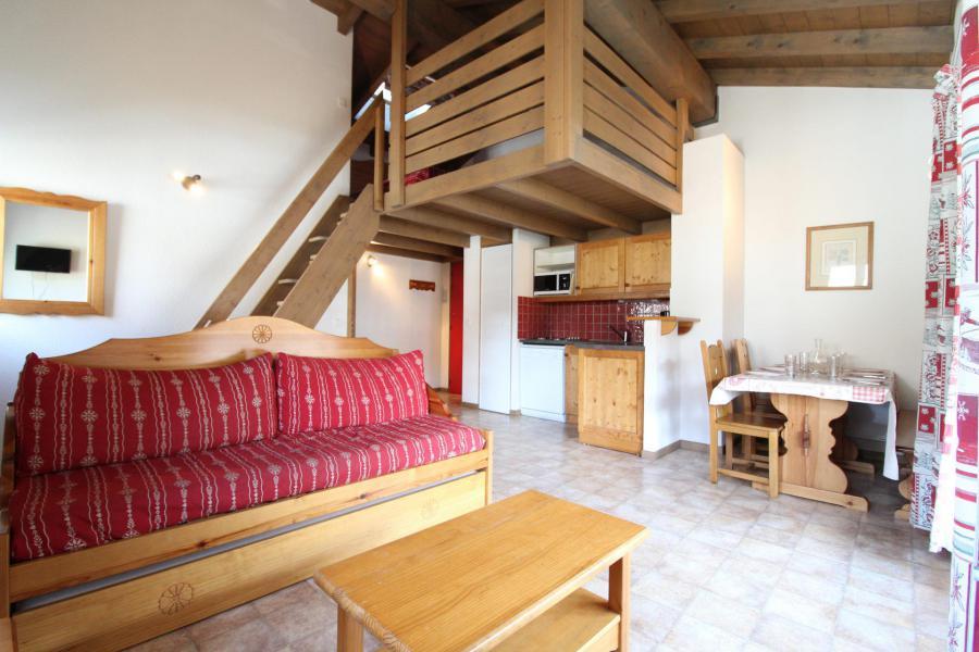 Vacances en montagne Appartement 2 pièces 5 personnes (B08M) - Résidence le Bonheur des Pistes - Val Cenis