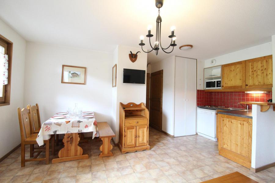 Vacances en montagne Appartement 2 pièces 4 personnes (B20M) - Résidence le Bonheur des Pistes - Val Cenis