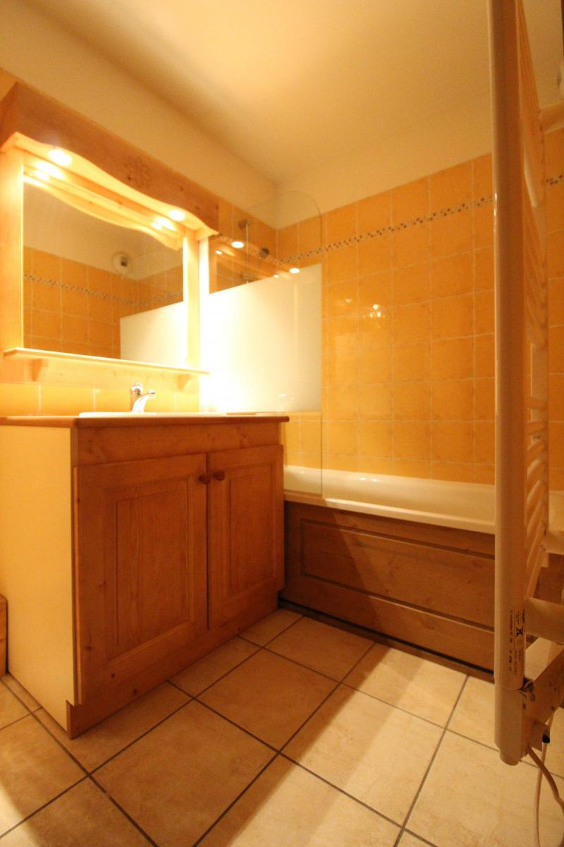 Holiday in mountain resort 2 room apartment 4 people (B44) - Résidence le Bonheur des Pistes - Val Cenis