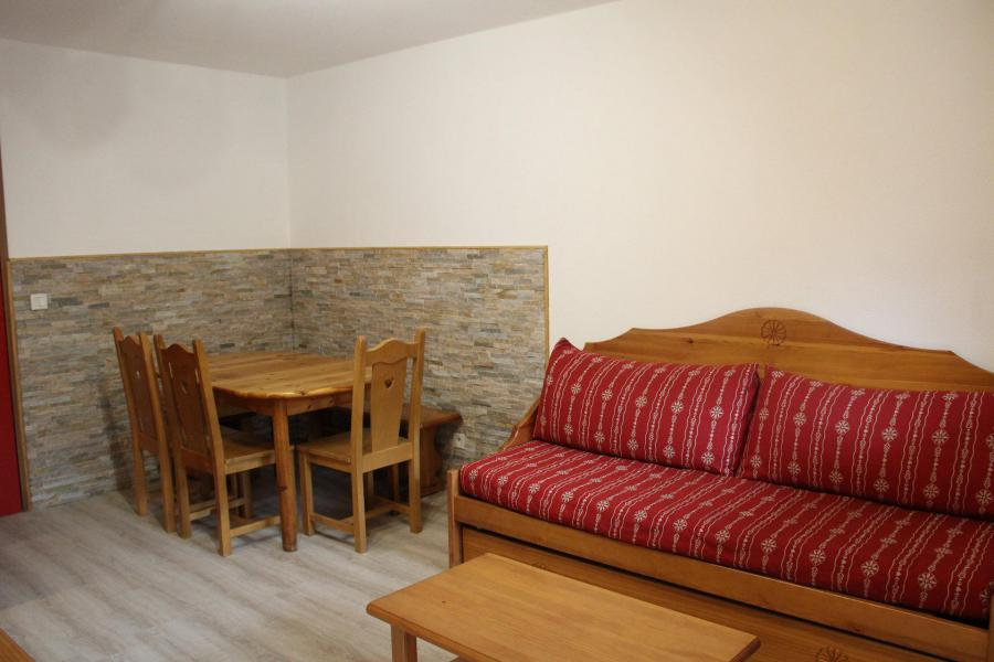 Holiday in mountain resort 3 room apartment 6 people (B04) - Résidence le Bonheur des Pistes - Val Cenis