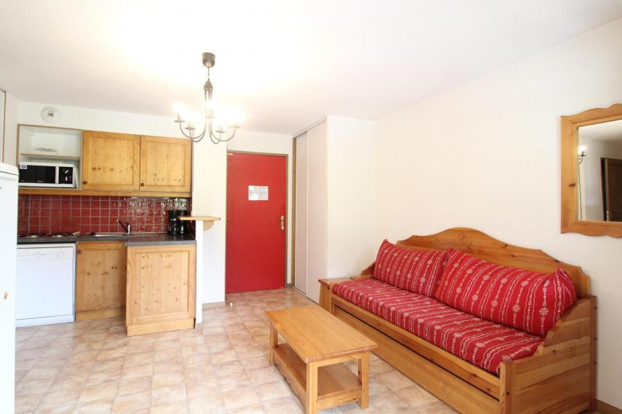 Vacances en montagne Appartement 2 pièces 4 personnes (B34M) - Résidence le Bonheur des Pistes - Val Cenis - Canapé-lit