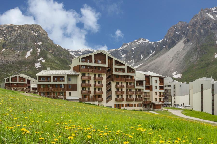 Vakantie in de bergen Résidence le Borsat IV - Tignes - Buiten zomer