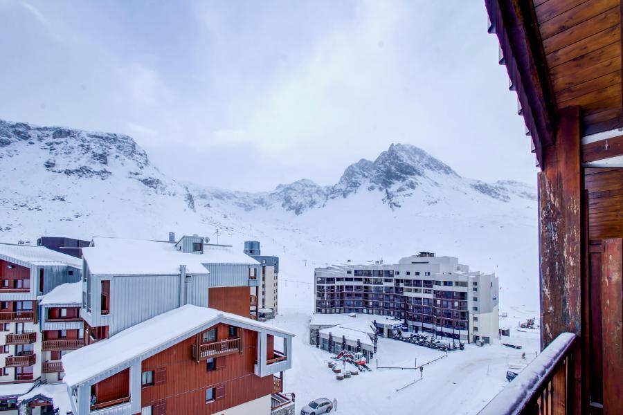 Vacances en montagne Résidence le Borsat IV - Tignes - Balcon