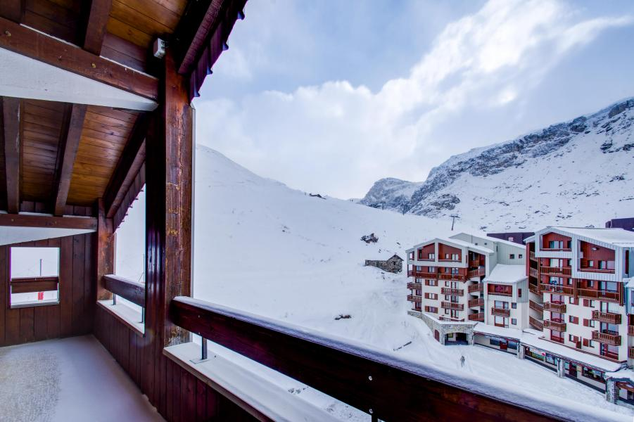 Vakantie in de bergen Résidence le Borsat IV - Tignes - Balkon