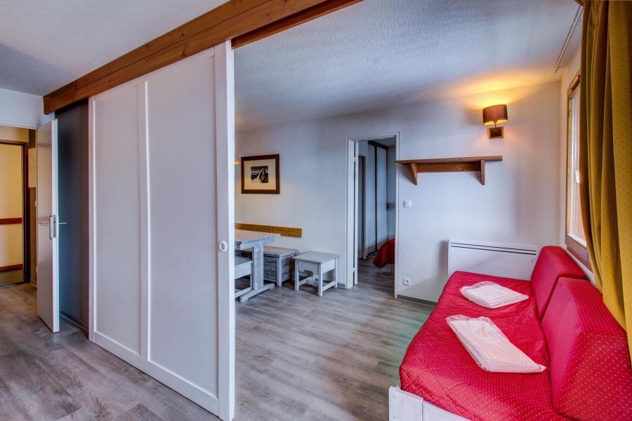 Vakantie in de bergen Résidence le Borsat IV - Tignes - Woonkamer