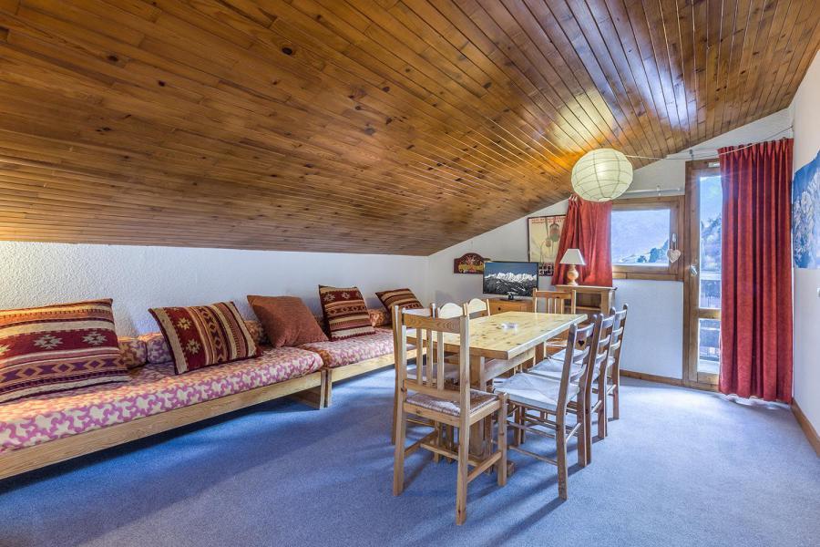 Vacances en montagne Appartement 2 pièces 7 personnes (A18) - Résidence le Boulevard - Méribel-Mottaret