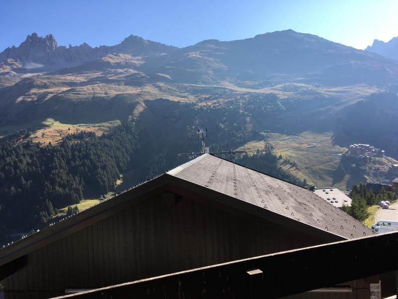 Location au ski Studio 4 personnes (C08) - Résidence le Boulevard - Méribel-Mottaret - Extérieur été