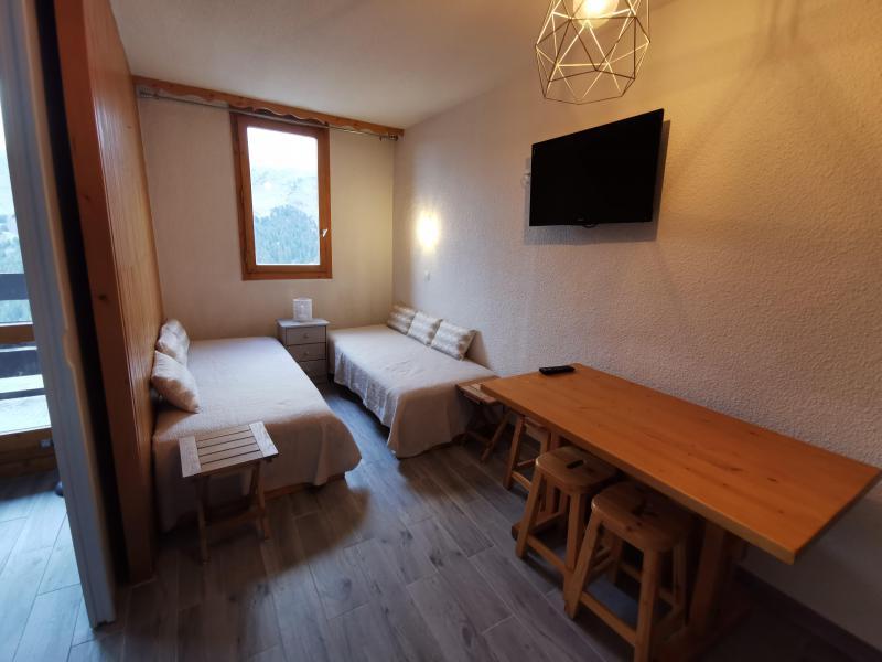 Vacances en montagne Studio 4 personnes (B04) - Résidence le Boulevard - Méribel-Mottaret