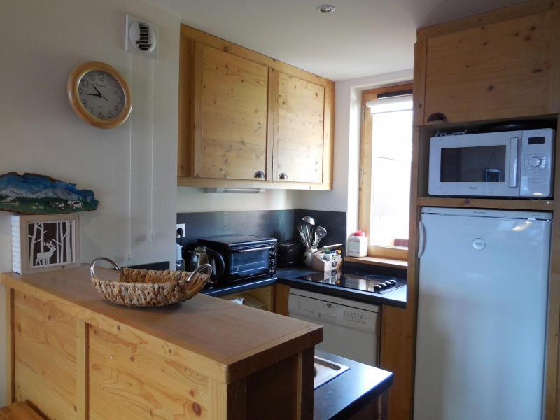 Vacanze in montagna Appartamento 3 stanze per 6 persone - Résidence le Boulier - Montchavin La Plagne - Cucina