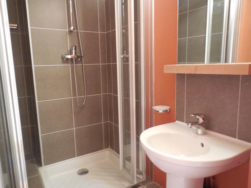 Vacanze in montagna Appartamento 3 stanze per 6 persone - Résidence le Boulier - Montchavin La Plagne - Doccia